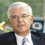 Hervé Biausser, président de la commission Amont de la CGE