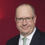 Peter Todd, président de la commission Aval de la CGE