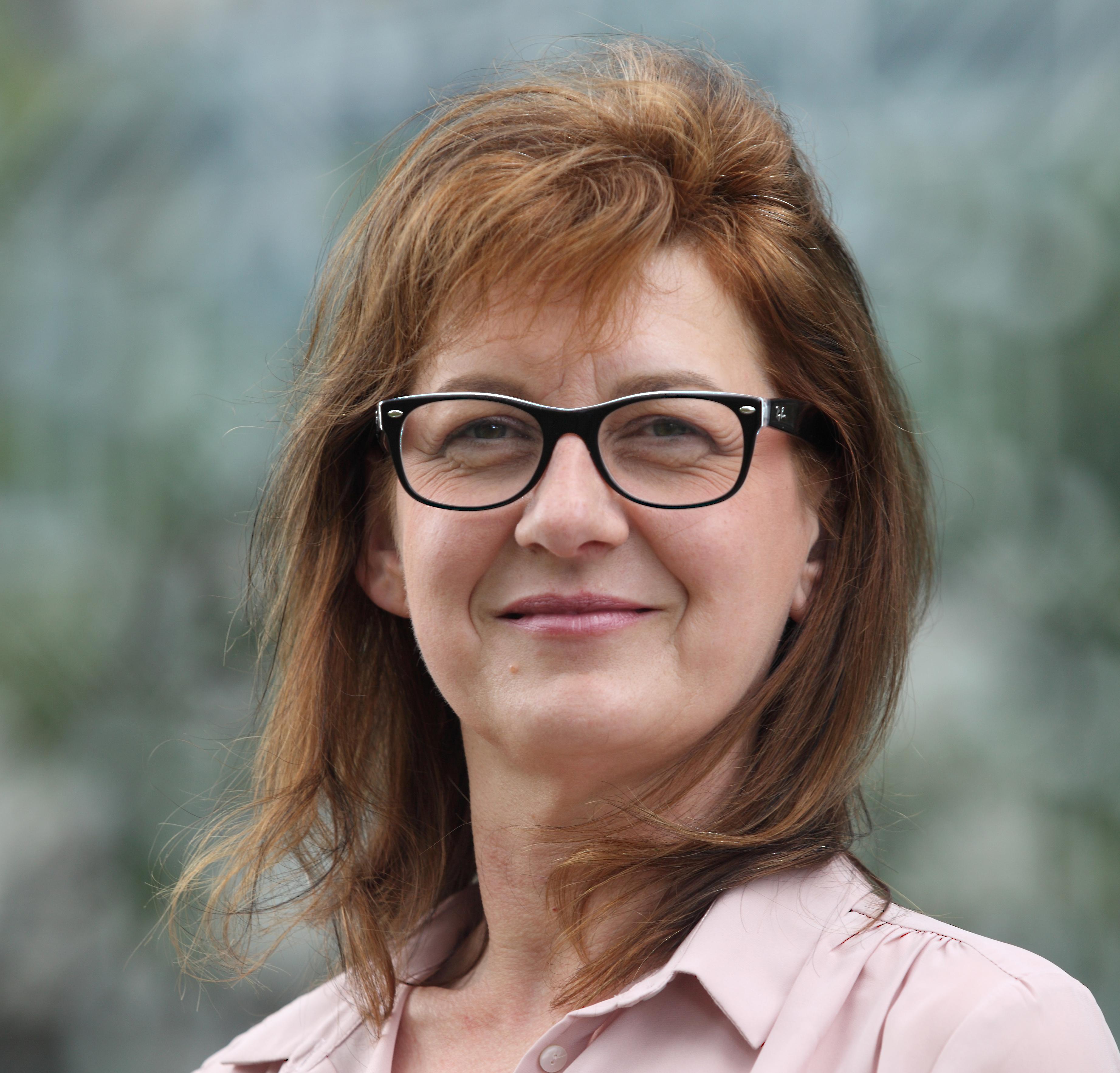 Sophie Commereuc, présidente de la commission Communication