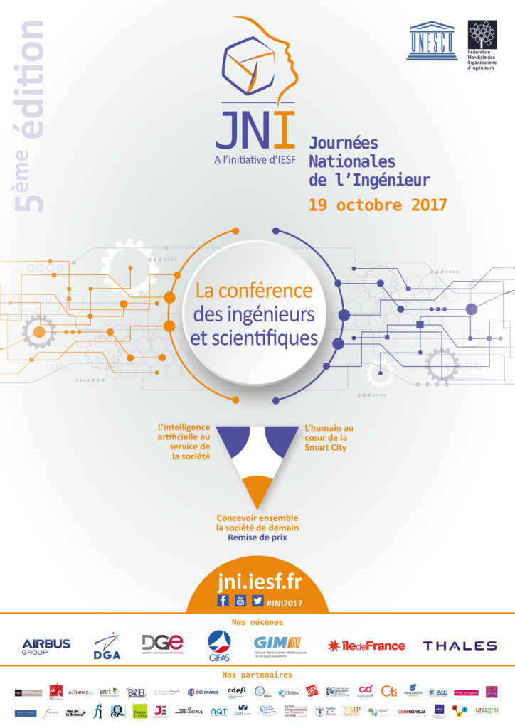 JNI 2017 - UNESCO 19 octobre