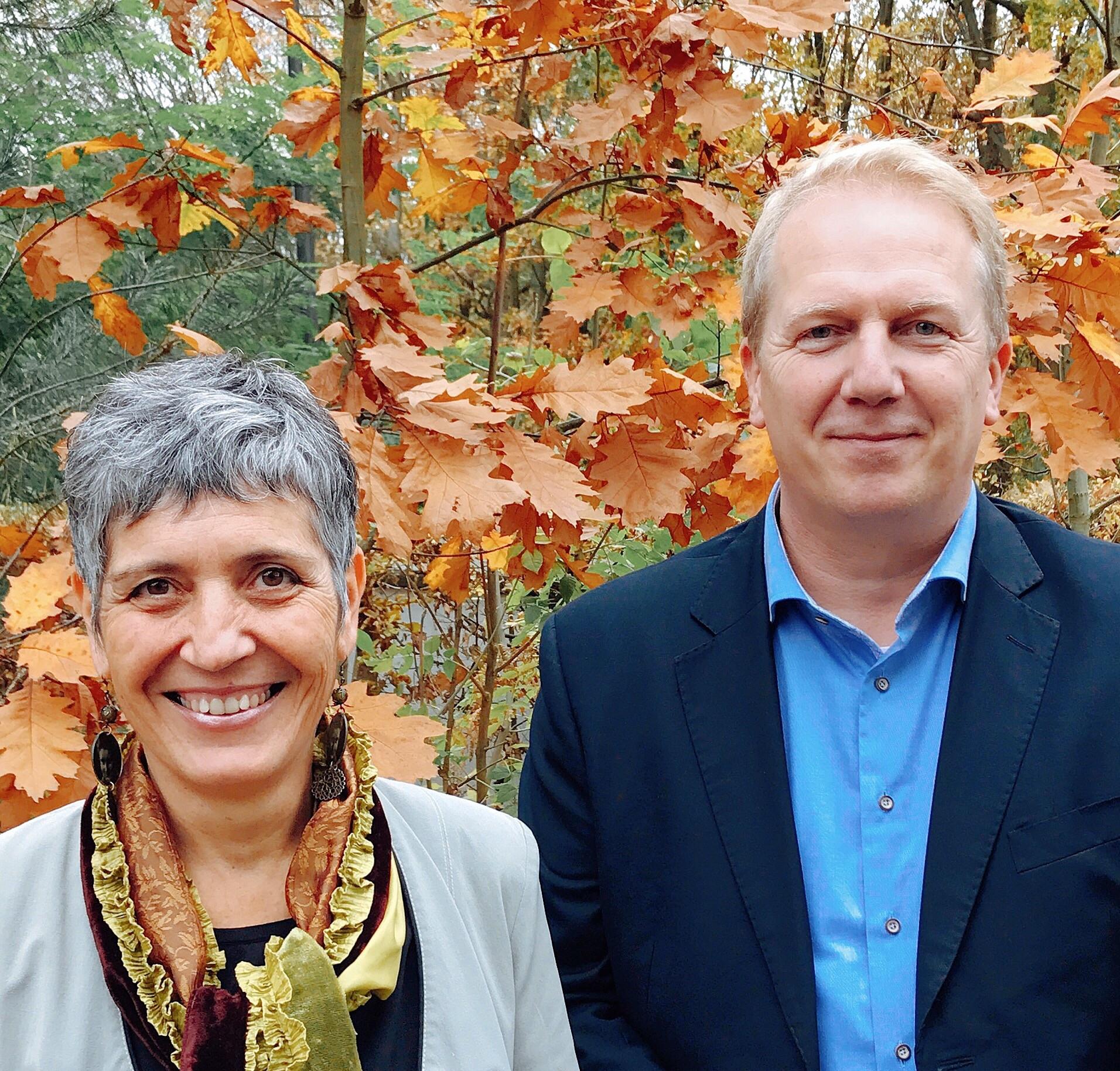 Sylvie-Anne Piette et Olivier Hollander, HEC Liège